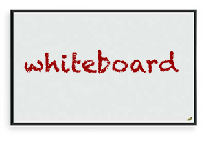 Whiteboard logo